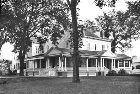 Judge Charles Lockwood House on Courtland Avenue