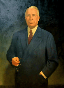 painting of Judge Lockwood