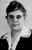 Mrs. Carolina D. Stevens, Matron