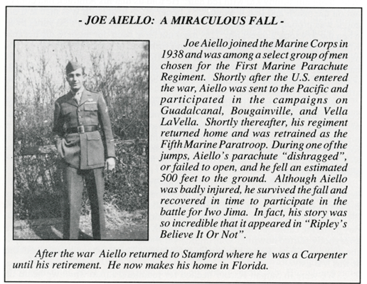 biography of Joe Aiello