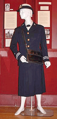 uniform, Eleanor Brinckerhoff