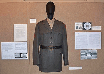 Marine Corps Dress Jacket worn by Chet Buttery
