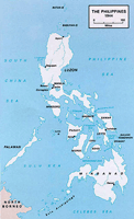 map of the Philippines, click for large size