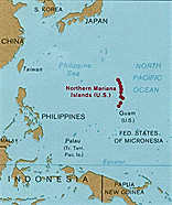 Mariana Islands, click for large map