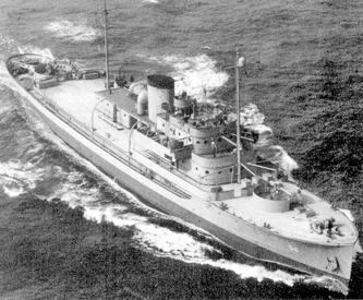 USS Williamsburg, click for more