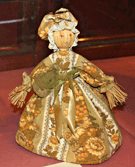 Toy Exhibit, Straw Doll