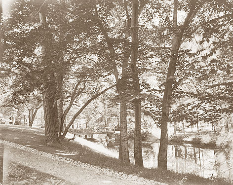 Burleigh Park, undated photo