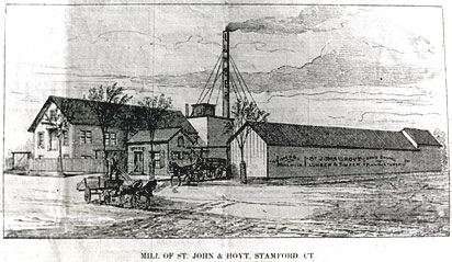 Mill of St. John and Hoyt
