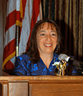 Board Chairman Pam Coleman