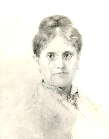 Portrait of Catharine Aiken