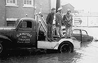 Floods of 1955, click here for images