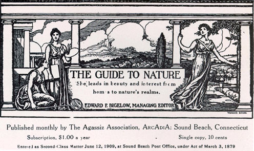 Guide to nature masthead