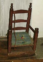 Child's Slat Back Chair
