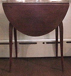 Queen Anne Drop-Leaf Table