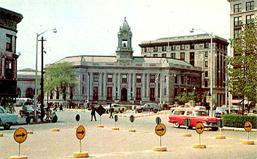 Postcard, before 1965