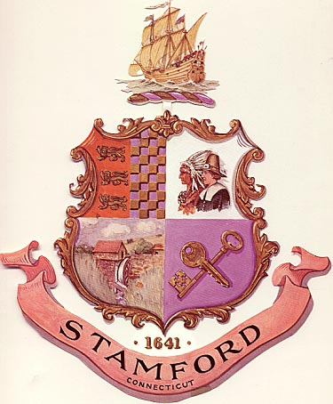 Seal of the City of Stamford