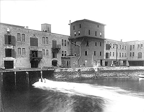 South Side of old Mill