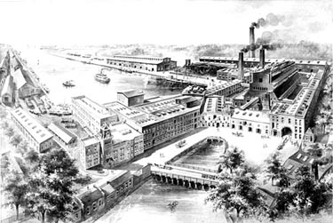 Stamford Mfg. Co., drawing