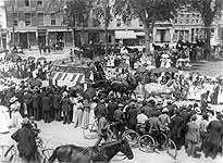 July Fourth Parade 1898, click here