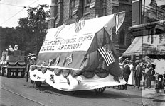 July Fourth Parade 1913, click here