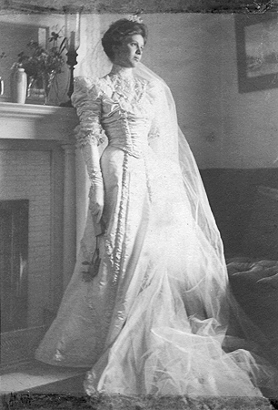 Elizabeth Sellers Collins, January 4, 1906
