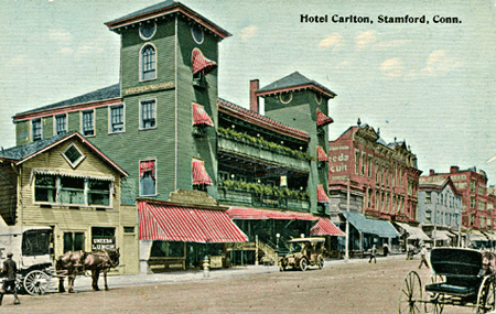 Hotel Carlton formerly Grand Union Hotel