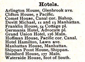 1892 city directory listing