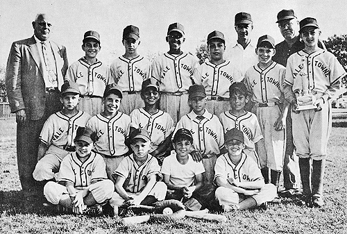 1955 Federal Little League Champion Team, Yale and Towne