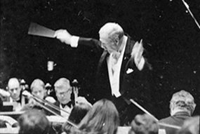 Stamford Symphony, 1976 Bicentennial Concert, Skitch Henderson, conductor