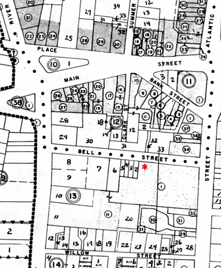 Excerpt from Map Section 2, URC