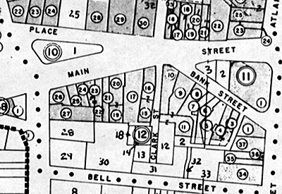 excerpt from Map Section 2